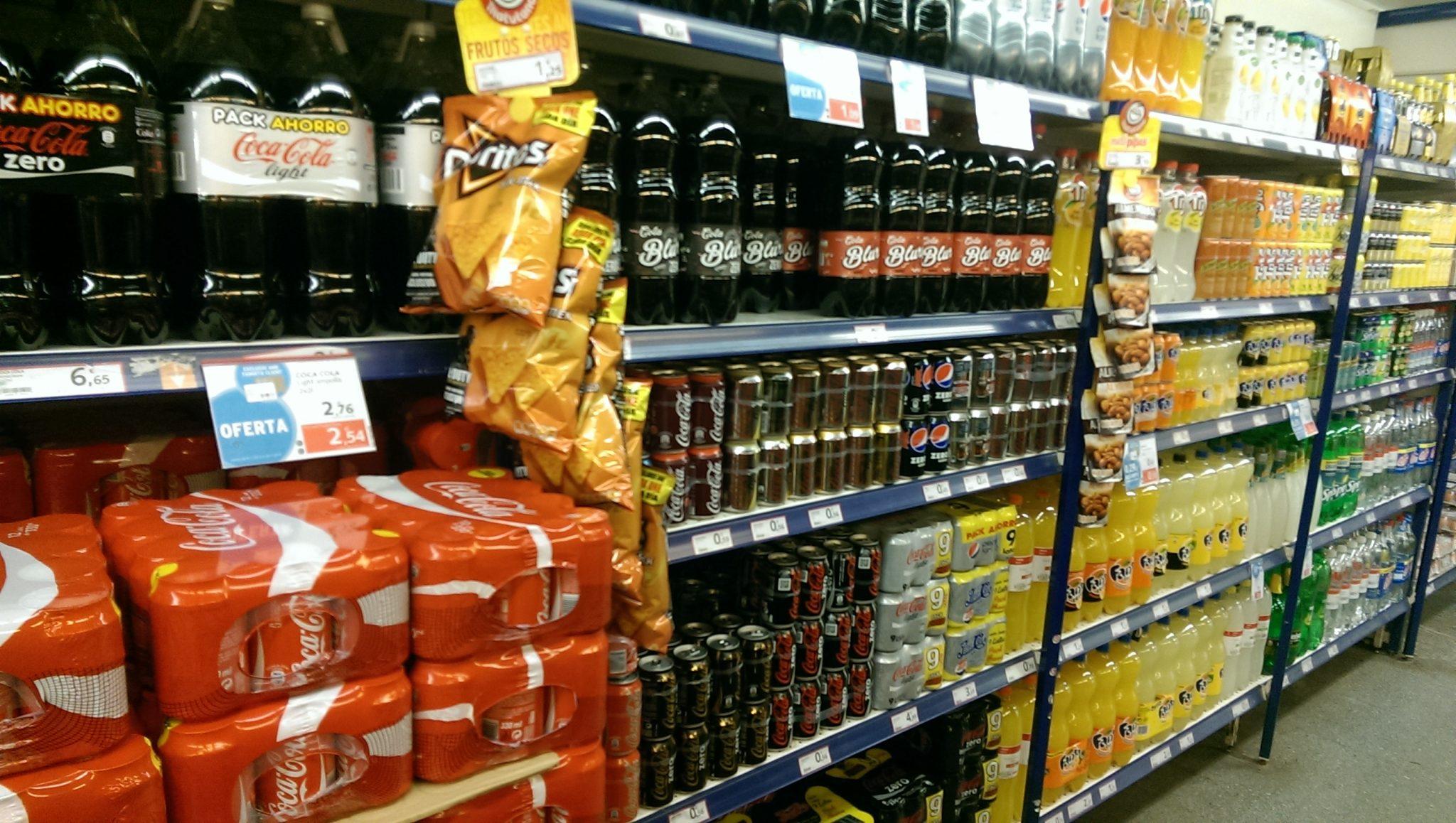 crossmarketing en supermercado