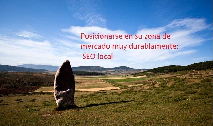 Posicionar su web en su zona de mercado, SEO local