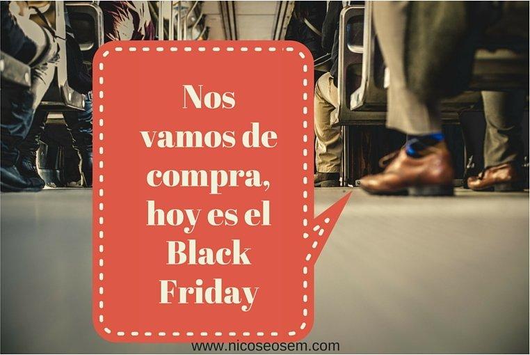 Black friday en España