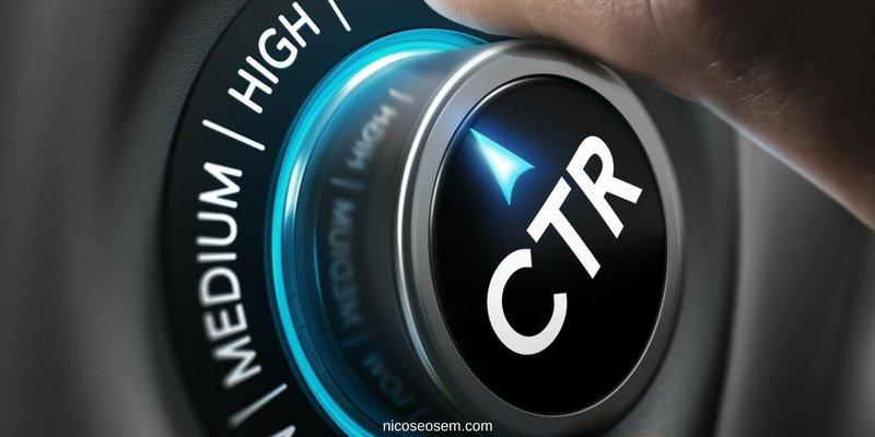 Aumentar el CTR de anuncios Adwords