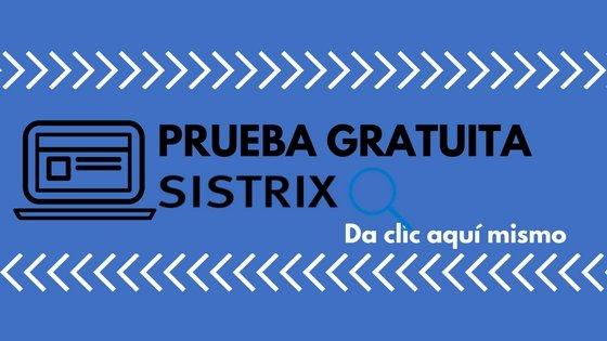Prueba gratuita sistrix