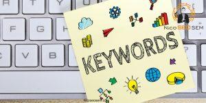 Buscar palabras claves para el keyword research