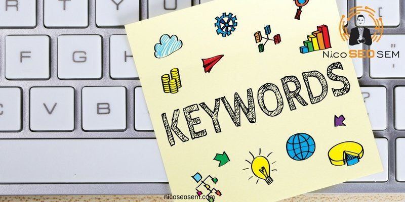 Buscar palabras claves para el keyword research