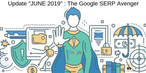 algoritmo june 2019 de Google efectos y consecuencias