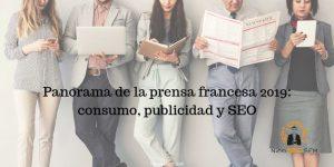 publicidad en periódicos franceses, magazines, revistas y diaros de francia