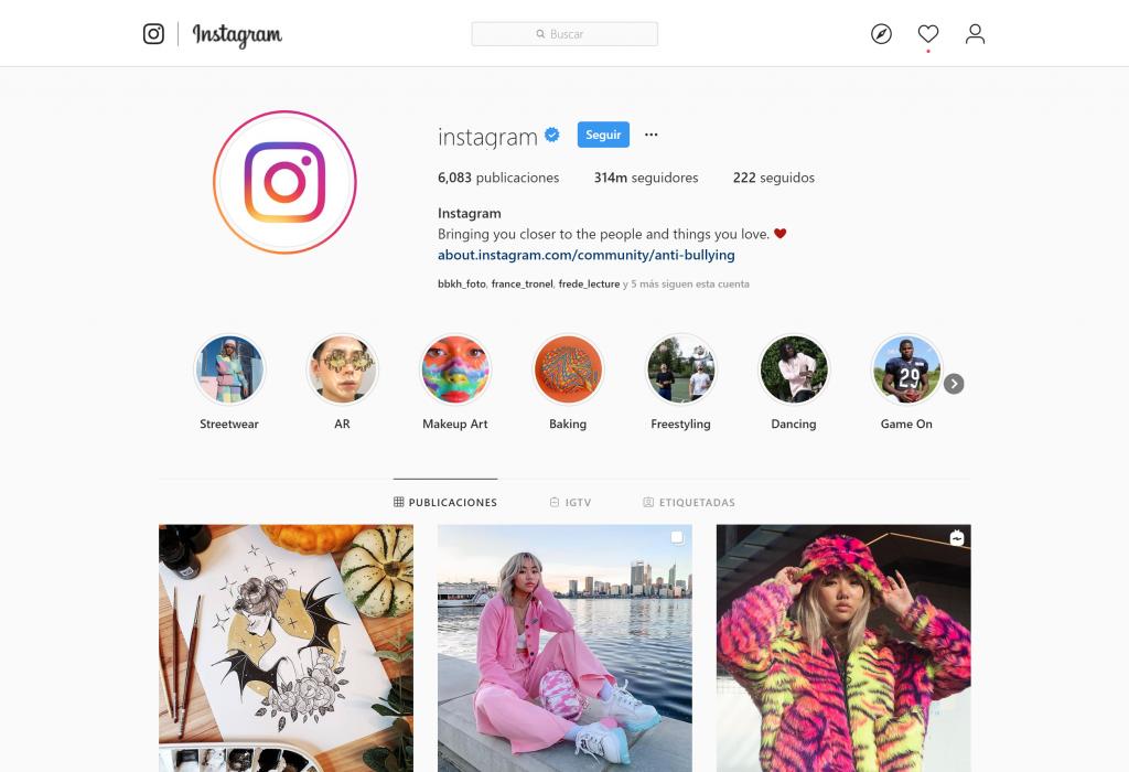 Cómo conseguir cuenta verificada insignia azúl Instagram