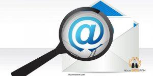 Rechercher et trouver une adresse email inconnue